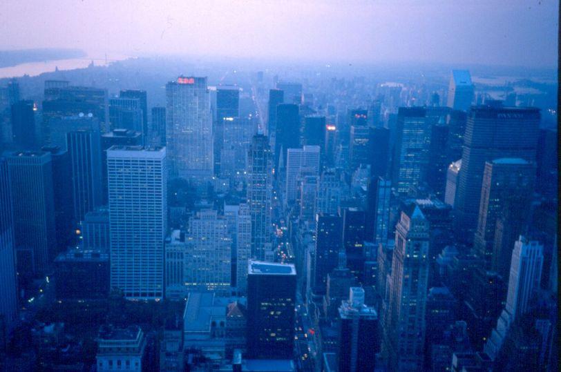 Manhattan 1985