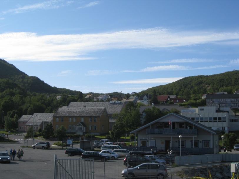 Hotell Maritim og Kiilgården