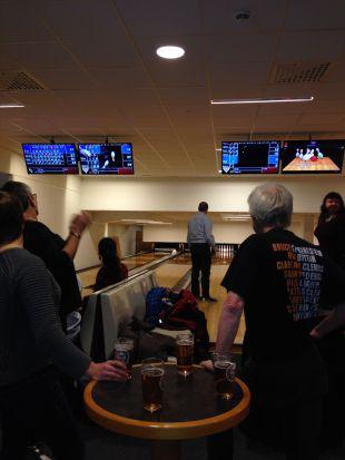 På bowling