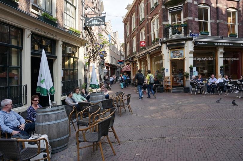 Amsterdam Gatebilde 2