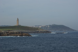 La Coruna Herculestårnet