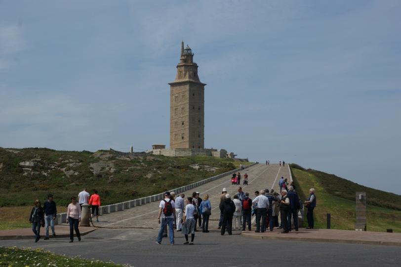 La Coruna Hercules tårn