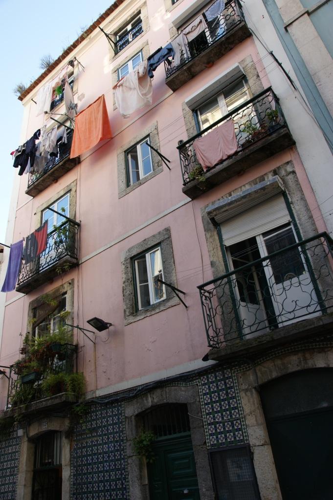 Lisboa dagligliv