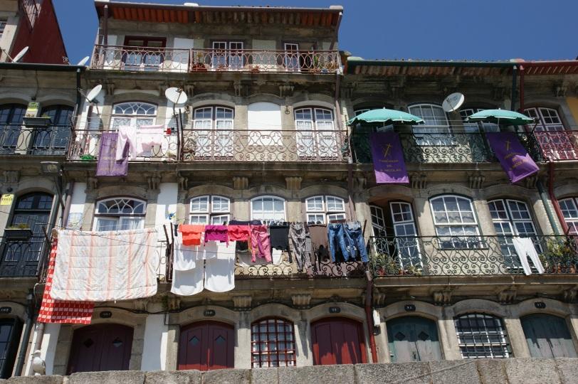Porto variert klesvask
