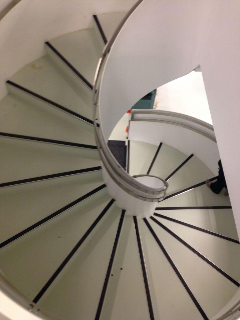Kunstakademiet trapp