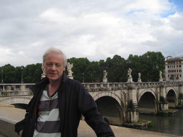 Eldre herre i Roma