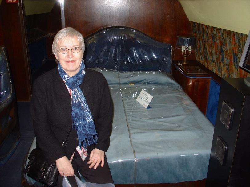 På sengekanten til Elvis