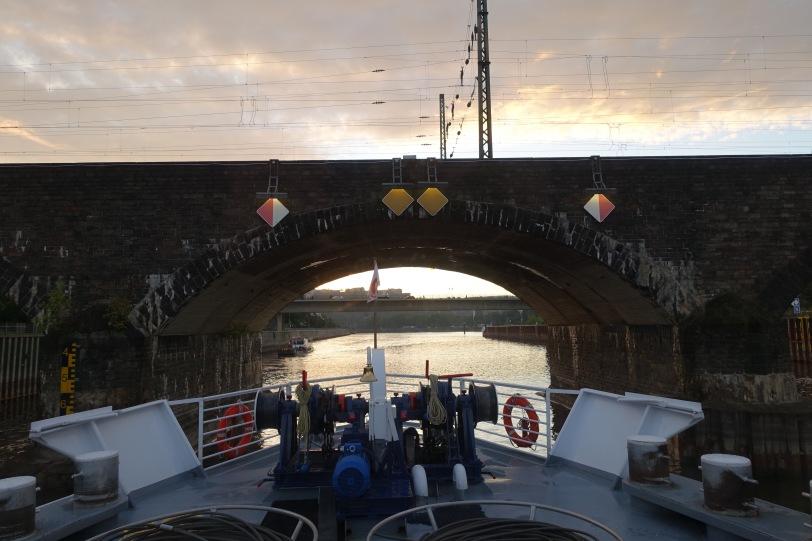 Koblenz under brua