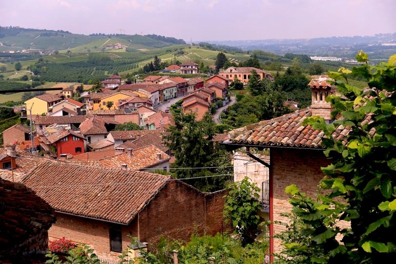 italiensk-landsby