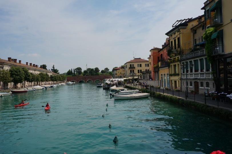Peschiera kanal
